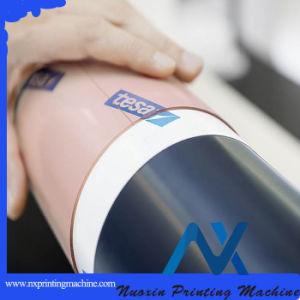 A China de PVC/PP/PET/PE 6 a cores de alta velocidade máquina de impressão flexográfica de filme