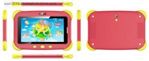 3G pour l'éducation des enfants de 7 pouces Tablet PC de silicone de gros à angle arrondi NK70