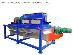 Triturador de gelo de Ossos proteínas de alta do óleo de peixe Máquinas de processamento de farinha de peixe