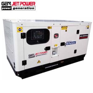 Бесшумный 15 ква однофазный дизельного генератора 15квт звуконепроницаемых генераторах