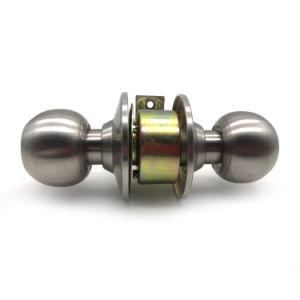 Facile al tipo rotondo serratura del perno della camera da letto dell'installazione di portello