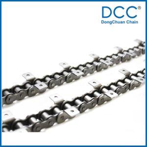 Passo curto personalizados Precision Correntes de Transmissão do Rolo de Aço Inoxidável (Uma série)