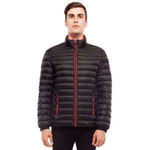 Custom Men's Packable Puffer Down Jacket Fashion ultra-léger de vêtements chauds