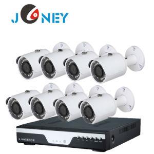 Kit di Ahd DVR della Manica del sistema 8 della videocamera di sicurezza del CCTV