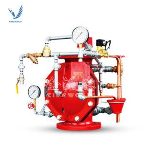 Modelo Tyco DV-5 FM UL Sistema de válvula dilúvio da válvula de alarme de incêndio para o combate ao fogo