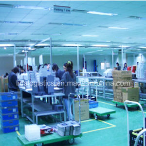 Baisse du prix du stockage dans un entrepôt de stockage de Shenzhen en Chine