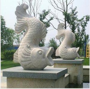 Piedra de granito natural para jardín de esculturas de animales