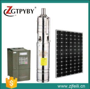 태양 에너지 수도 펌프 시스템 수도 펌프는 관개 수도 펌프를 사용한다