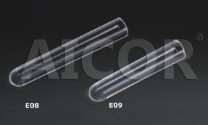 세륨 Approved 12*75mm Plastic Test Tube