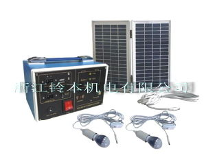 40W Solar PV System mit USB Charger (LB-S10)