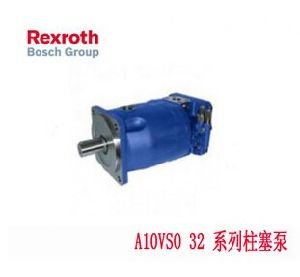 Rexroth A10VSO Series (32) Variabile pompa Pompa a pistoni assiali Plunger