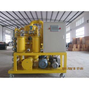 El doble de la etapa de la máquina de reciclaje de aceite de transformador de la HV