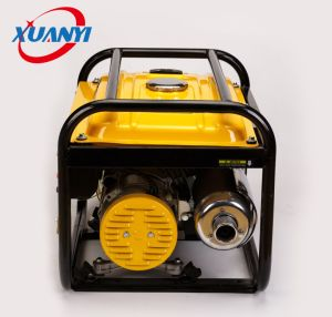 2500W 7HP einphasig-beweglicher elektrischer Benzin-Generator