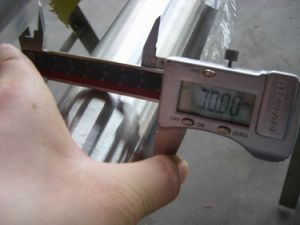 Varilla de acero inoxidable Dúplex 2205