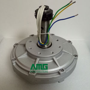 200W 200rpm vertikaler Dauermagnetgenerator