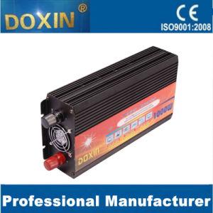 Vendas quente DC12V AC220V 1000W Inversor de Potência da onda senoidal modificada para sistema Soalr (doxin)