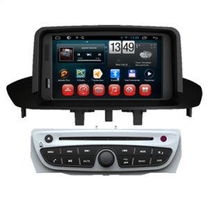 Renault Fluence를 위한 두 배 DIN 접촉 스크린 차 DVD