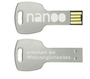 Ключ USB флэш-диски с пользовательского логотипа