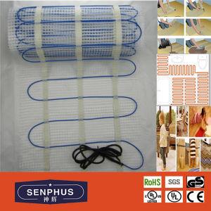 160w m2 de doble cable calefacci n por suelo radiante el ctrico conductor mat 160w m2 de doble - Suelo radiante electrico precio m2 ...