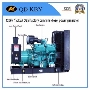 generatore diesel di gran potenza 1000kw alimentato da Weichai Engine