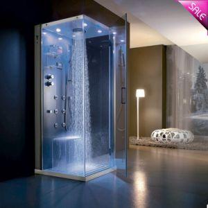 Acquazzone superiore del vapore della stanza da bagno di nuova di disegno del CE approvazione di RoHS SAA KC