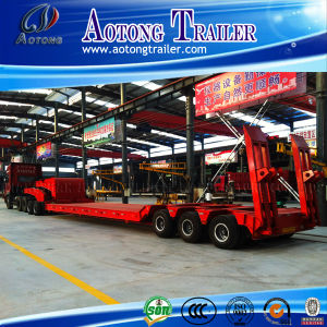 Liangshan Aotong 3 Wellen-Schleppseil-Transportwagen-Schlussteil für Verkauf (LAT9403TDP)