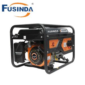 2kw AC Type monophasé générateurs à essence portable pour la maison d'alimentation, FS2500