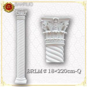 Blanc colonne romaine piliers pour mariage decoration de for Decoration romaine
