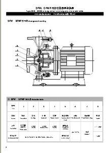 Горизонтальные Высокоэффективные Dfw стиле центробежным насосом с маркировкой CE Сертификат ISO9001