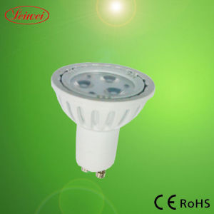 GU10 4W LED Spotlight (3030 LED-Chip)