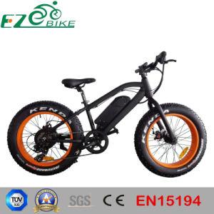 Электрический велосипед с Fat шины для детей