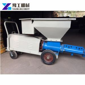Haute pression électrique de la machine de la pompe à injection de coulis de ciment