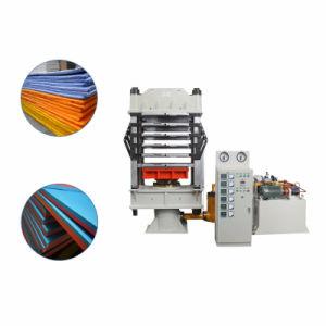 EVA Slippler 생산 라인 기계
