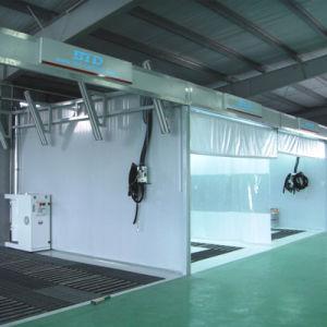 Auto-Vorbereitungs-Bucht-Vorbereitungs-Station für Verkauf