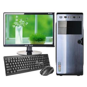 Сборка персональный настольный компьютер DJ-C007 с 17-дюймовый монитор