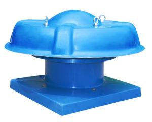 Plástico reforçado com fibra de vidro no último piso Industrial ventilador axial