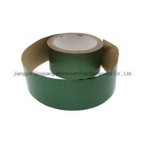 エアコンのための緑のアルミホイルダクトテープ