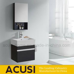 Governi di stanza da bagno semplici della mobilia moderna di piccola dimensione della lacca (ACS1-L70)