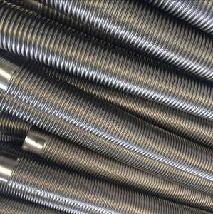 高圧適用範囲が広い金属ホース