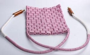 ピンクカラー95%アルミナの陶磁器の暖房のビード