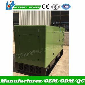 Alimentation de secours 400KW 500kVA Groupe électrogène diesel électrique silencieuse avec Ccec moteur