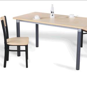 Venta caliente Heavy Duty mesa y silla de comedor