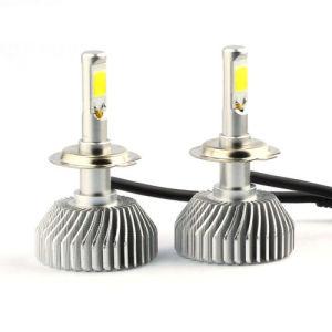 60W 6000K COB IP68 H13 LED Lámpara de faro