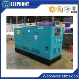generators van de 110kVA80kw 100kVA Cummins de Stille Macht
