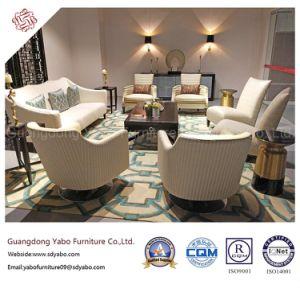 居間(YB-S-899)のための現代ソファーが付いているヨーロッパのホテルの家具