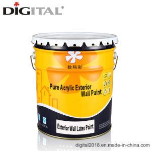 Peinture Acrylique Pur Haut Mur Extérieur Revêtement De Construction - Peinture acrylique pour mur exterieur