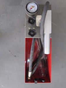 Manual de barra 0-60Bomba de teste da bomba hidrostática de pistão (RP-50)