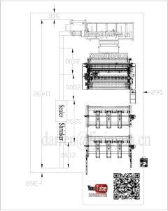 機械生産ラインを作るマキシロールおよび小さいトイレットペーパー