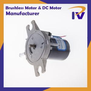 Cerrado el cepillo Pm Motor DC, con CE