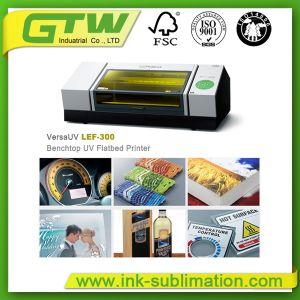 Stampante a base piatta UV di Roland Lef-300 con l'applicazione larga